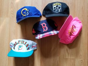 Vintage Snapback hats for Sale in Washington, DC
