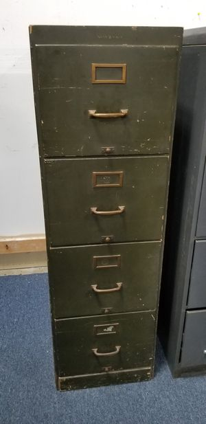Old Wooden File Cabinet For In Grand Rapids Mi