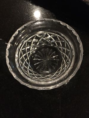 Crystal bowl for Sale in Houston, TX