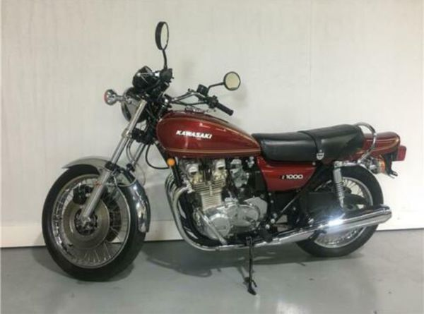 1977 Kawasaki Kz1000 for Sale in Miami, FL - OfferUp