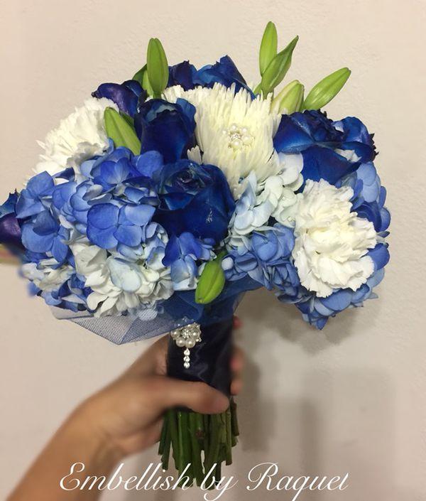 Wedding/Quinceañera Natural Bouquet/Ramo de novia/flores/flowers ...