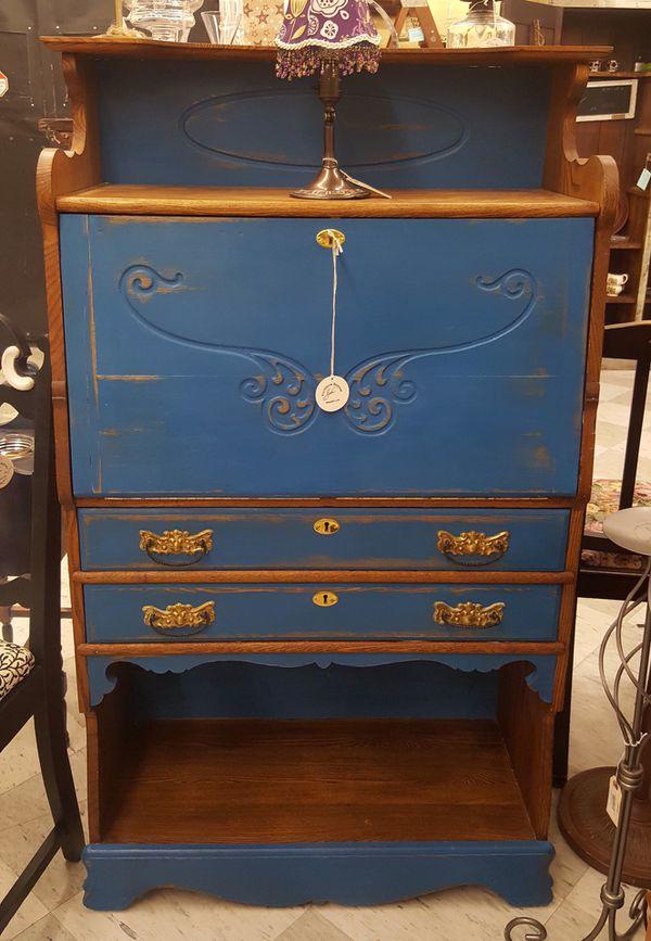 Antique Drop Front Secretary Desk >> Antique Drop Front Secretary Desk For Sale In Vancouver Wa Offerup