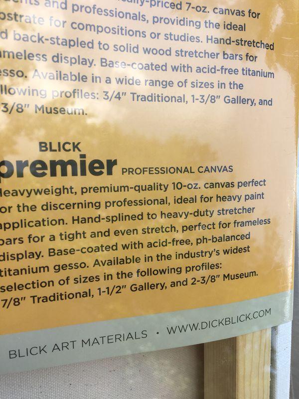 art supplies premium stretched canvas for sale in spartanburg sc