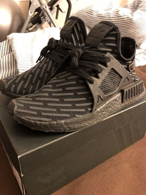 Adidas NMD XR-1 Triple Black. Size 8 for Sale in Annandale, VA