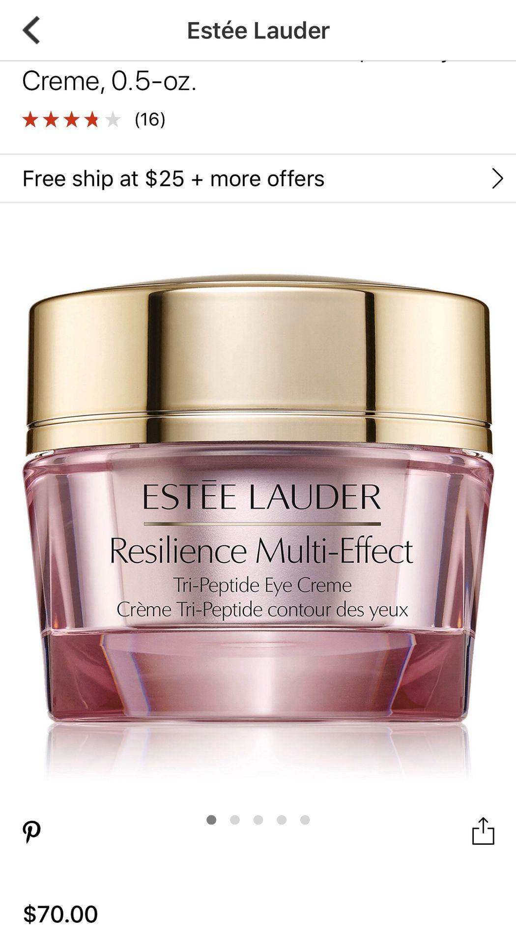 Estée Lauder resilience lift cream set