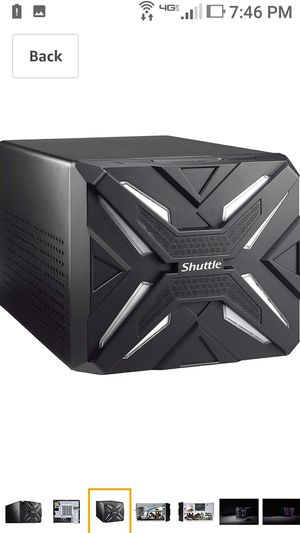 Shuttle Gaming Mini PC (BAREBONE/SHELL ONLY) for Sale in Perris, CA