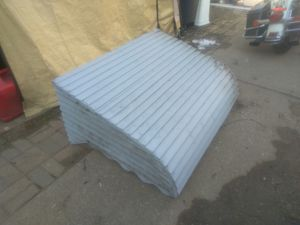 Two awning 3 foot by 4 foot for Sale in Cleveland, OH