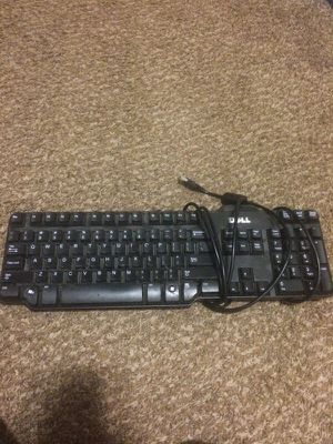 Dell keyboard for Sale in Salt Lake City, UT
