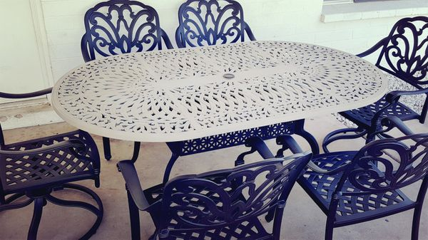 Patio/Outdoor table and chair set for Sale in Phoenix, AZ - OfferUp