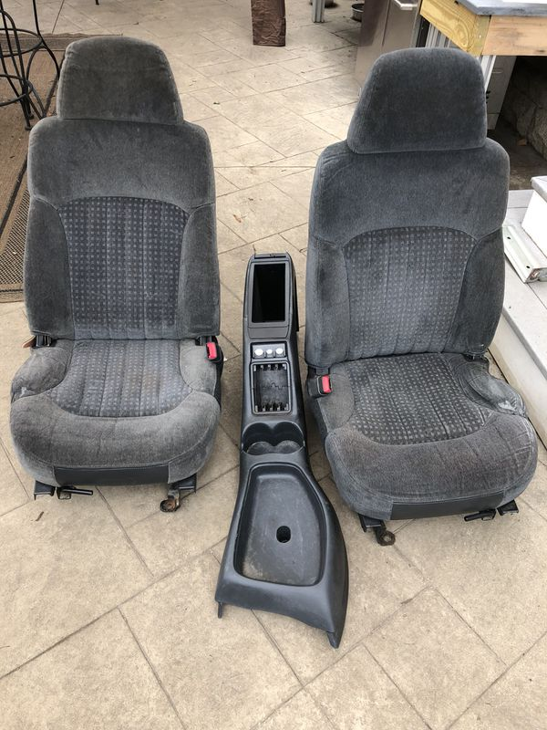 Chevy S10 Bucket Seats
