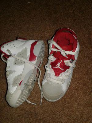 a477d30ef552 Nike Jordan Boys size 11c for Sale in Jacksonville