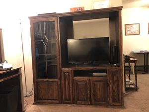 Entertainment system, TV, gaming system holder for Sale in Edgewood, WA