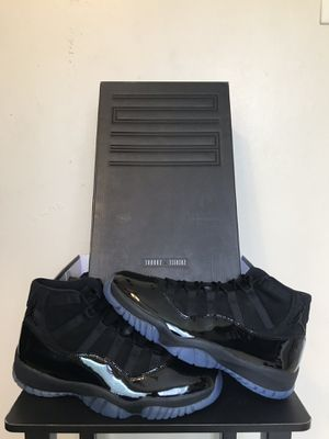 Size 10.5 Air Jordan 11 Retro Cap and Gown Prom Night Black (Price Firm) 8024d91bc00e