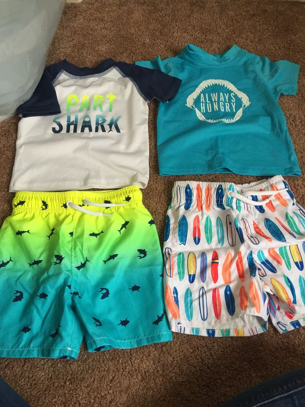 Baby Swimming Shorts And Top Baby Kids In San Diego Ca Offerup