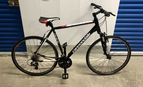 "961e0844b21 28"" 2014 CANNONDALE QUICK CX 5 24-SPEED HYBRID BIKE. LIKE NEW! for Sale in  Key Biscayne, FL - OfferUp"