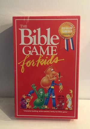 1991 The Bible game for kids for Sale in Seattle, WA