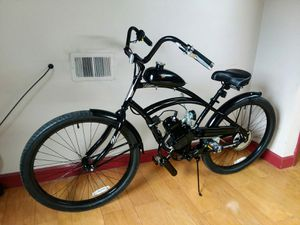 Photo 80cc Motorized Bicycle *Brand New*