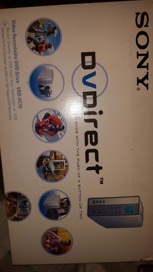 Dvdirect sony. for Sale in West Valley City, UT