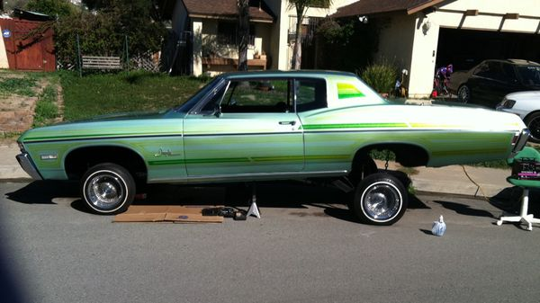 Used Nissan Altima For Sale >> 1968 SS IMPALA LOWRIDER for Sale in San Diego, CA - OfferUp