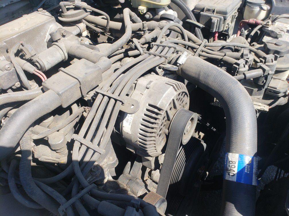 Mustang gt 4.6 alternator