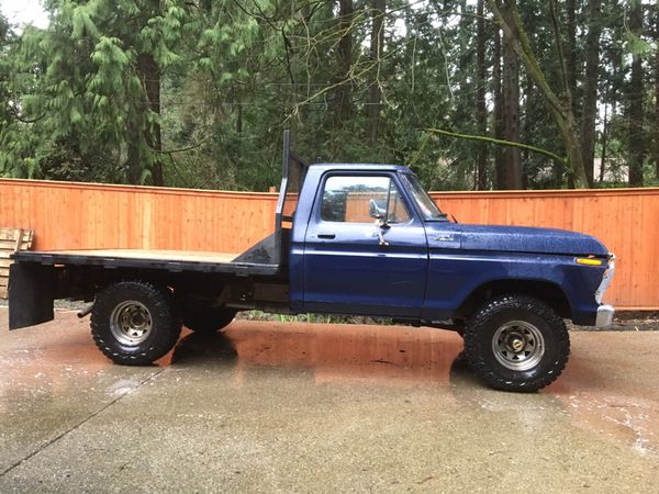1977 Ford F 150 Price Drop For Sale In Gig Harbor Wa Offerup