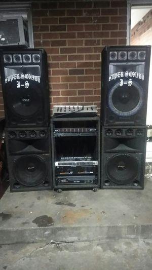 Equipo de sonido buenas condiciones for Sale in Fort Washington, MD