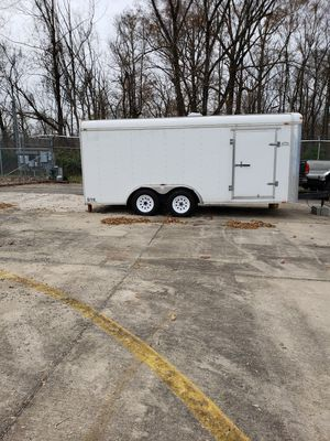 Trailer 7ft by 16ft 2003 for Sale in Sykesville, MD