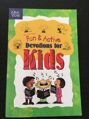 Devotions for kids for Sale in Fairfax, VA