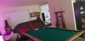 Poker & pool table combo for Sale in Olympia, WA