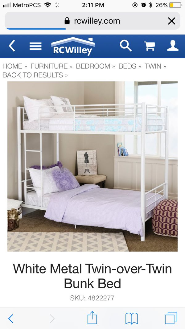 New And Used Bunk Beds For Sale In Henderson Nv Offerup