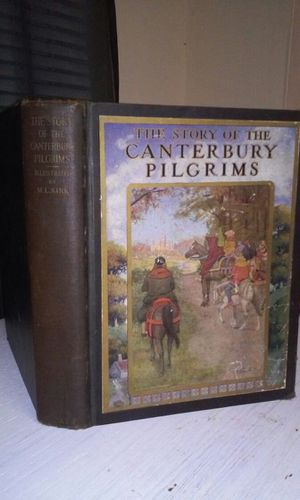 The Story of the Canterbury Pilgrims for Sale in Orlando, FL