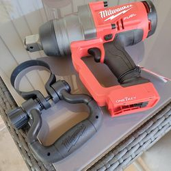 """Milwaukee 1""""higt Tequesta Impact Wrench W/ HONE-KEY Thumbnail"""