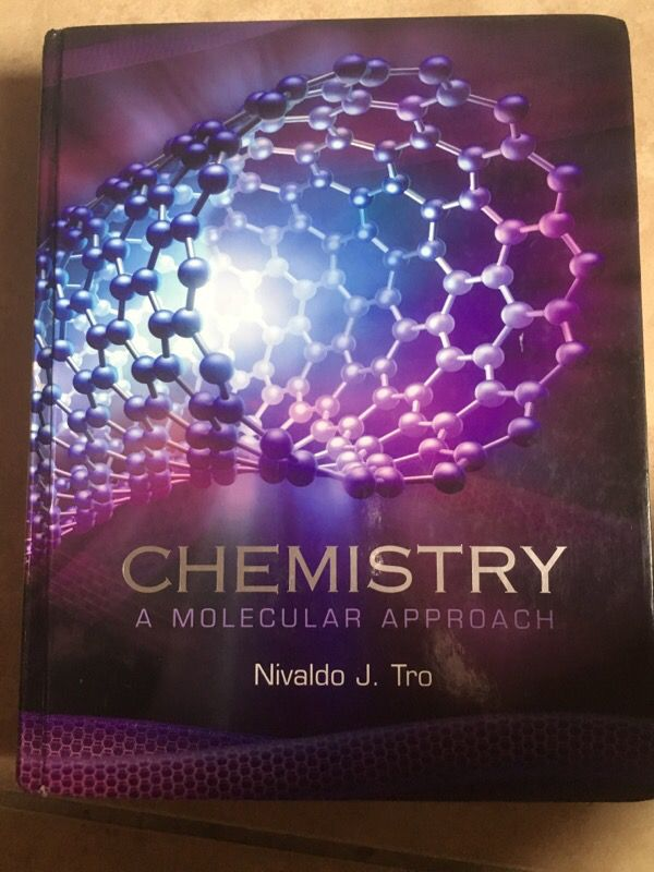 Chemistry A Molecular Approach By Nicaldo J Tro For Sale In Opa