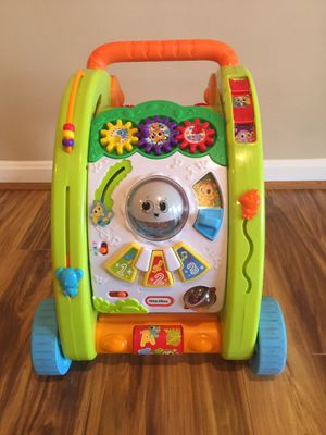 Little Tikes 3-in-1 Activity Walker for Sale in Frederick, MD