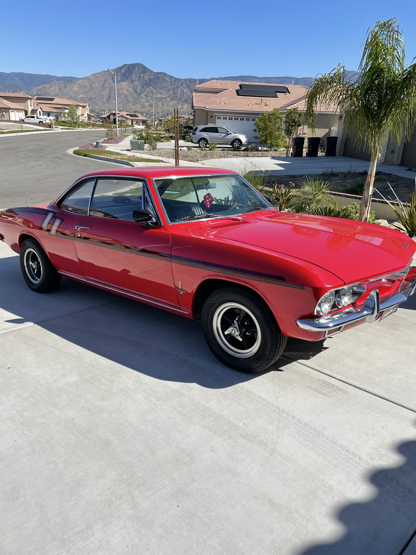 1965 Chevy Corvair Monza