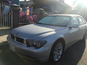 2004 BMW 745i v8 bimmer sedan for Sale in Norwalk, CA