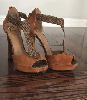Suede heels size 7 for Sale in Centreville, VA