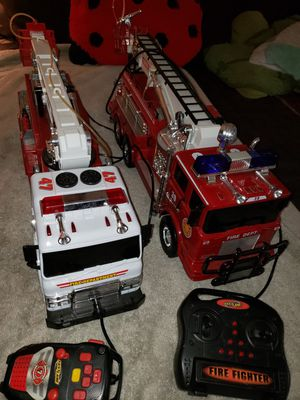 Two fire truck for Sale in Manassas, VA