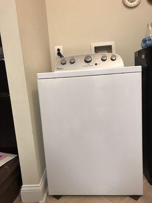 Whirlpool top loading washing machine - pending pickup for Sale in Alexandria, VA