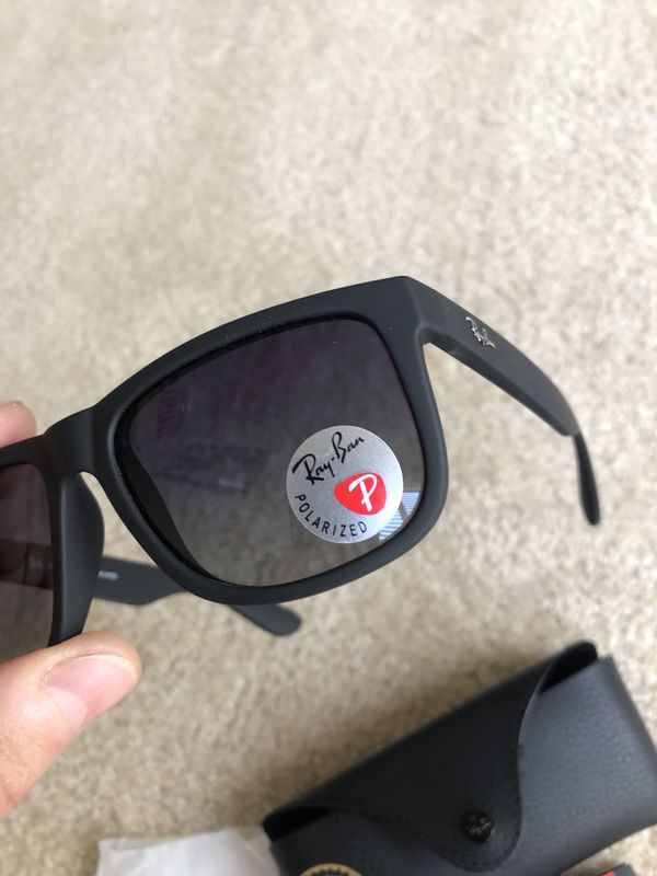 99e2a118be Rayban Justin Sunglasses - Polarized for Sale in Irvine