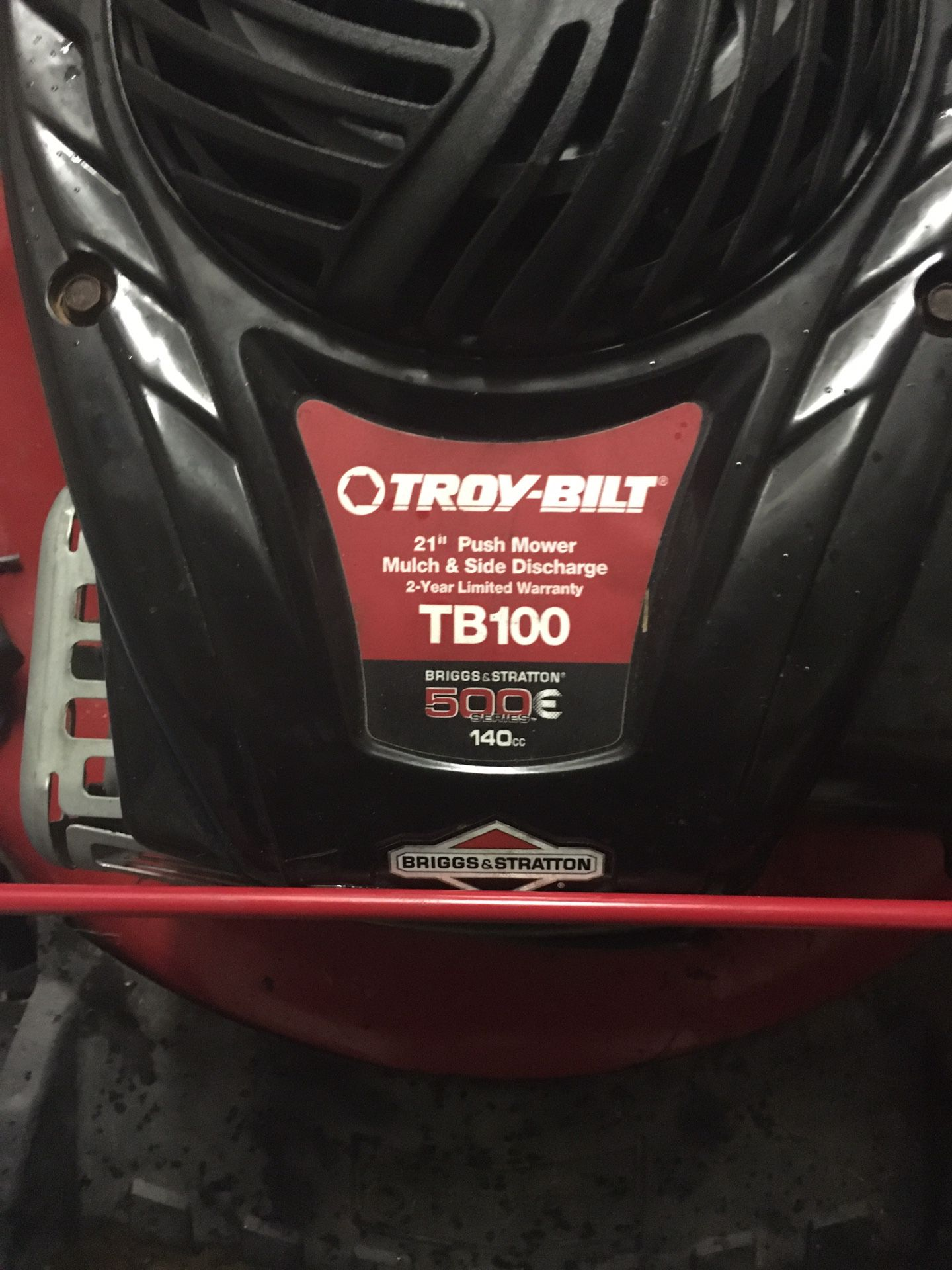 Troy Built , Lawnmower