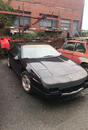 1986 Pontiac Fiero for Sale in Bladensburg, MD