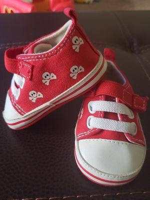 Infant shoes 0-6 months NWoT for Sale in Vista, CA