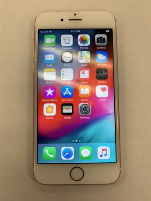iPhone 6S 64 GB Factory Unlocked for Sale in Paeonian Springs, VA