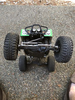 Axial Wraith, rc crawler roller for Sale in Puyallup, WA - OfferUp