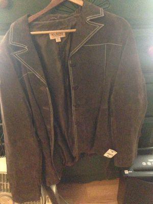 Brown women wilsons leather jacket for Sale in Rockville, MD