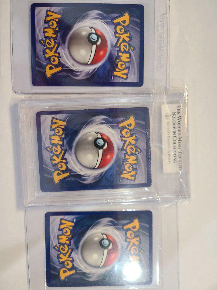 1999 Pokemon Venusaur Shadowless Holo Beckett 8