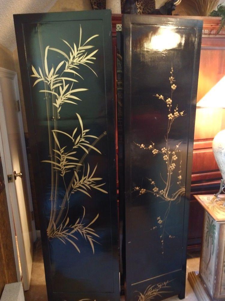 Oriental Room Divider