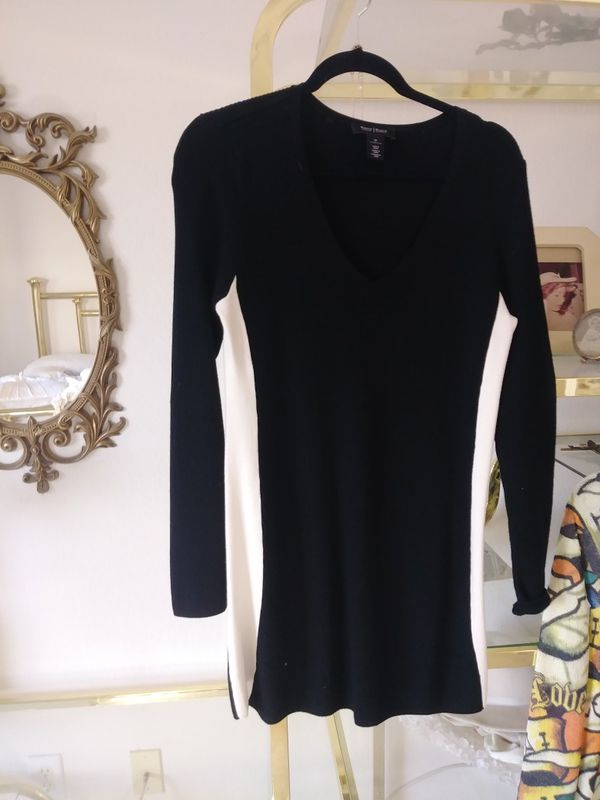 891421e030 UNIQUE BOUTIQUE  White house black market sweater dress  NEW  for ...