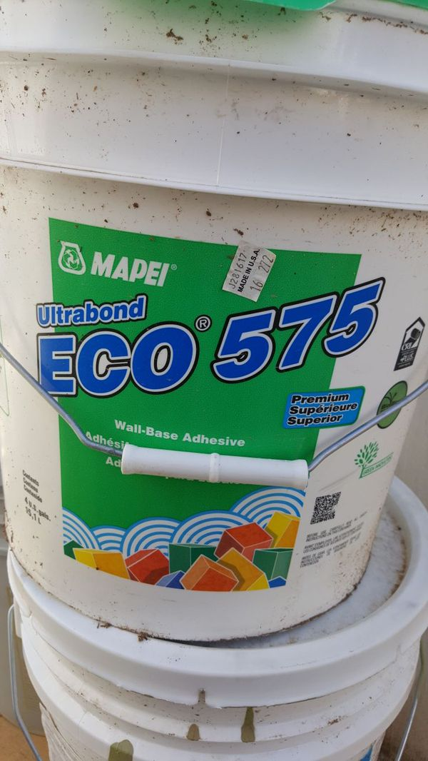 Ultrabond eco 575 premium wall base adhesive for Sale in Phoenix, AZ -  OfferUp
